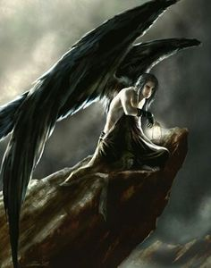 Does he look trustworthy?  Could be your Guardian Angel?  Deviant art