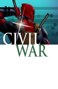 Deadpool #10 (Civil War Variant)