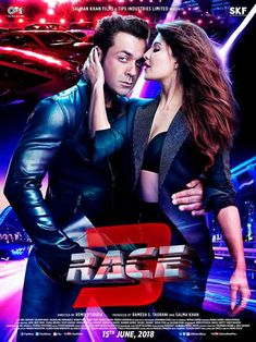 Salman Khan Unveils Race 3 New Poster, Feat Bobby Deol and Jacqueline Bollywood Posters, Bollywood Actors, Bollywood News, Hindi Movies Online Free, Race 3 Salman Khan, 3 Movie, New Poster, Film Poster, Autos