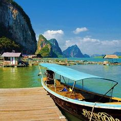 Nine Days in Thailand, Airfare and Hotels Included, Starting at $1,740 http://yhoo.it/1nbQsPo