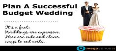 Here are a few steps on planning a successful budget wedding, which would make your pocket and the guests happy.