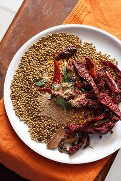 bisi bele bath masala powder, how to make bisi bele bath masala Veg Recipes, Indian Food Recipes, Vegetarian Recipes, Cooking Recipes, Vegetarian Lunch, Vegetarian Cooking, Cookbook Recipes, Curry Recipes, Masala Powder Recipe
