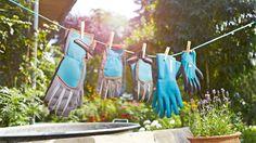 Practical gloves for all-round gardening