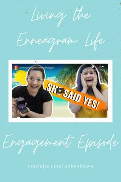 Living that Enneagram Life with a look at how all 9 Enneagram types might react to a marriage proposal. #enneagramlife #enneagramwithabbey Enneagram Type 2, Type One, Feeling Stuck, Self Control, Marriage Proposals, Getting Engaged, Personality Types, Self Development, The Funny