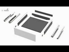 AvanTech YOU drawer system. Assembly animation - YouTube Science And Technology, Drawers, It Works, Animation, Make It Yourself, Youtube, Set Of Drawers, Animation Movies, Chest Of Drawers