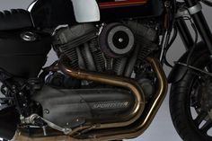 Harley Davidson XR 1200 Cafe Racer CRD#46 by Cafe Racer Dreams #motorcycles #caferacer #motos | caferacerpasion.com