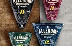 Allerum | Amore Packaging Design & Brand Identity