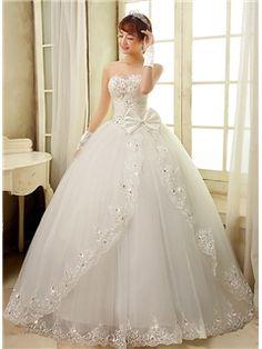 Ericdress Pretty Sweetheart Bowknots Ball Gown Wedding Dress
