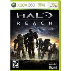 Xbox 360 HALO REACH XBOX 360 ENG 1 LICSNTSC DVD « Game Searches