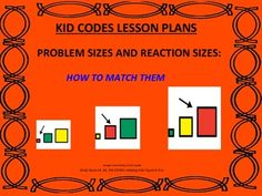 Included Please Find: 2 Detailed Lesson Plans Problem Size Scale and Activity Board 12 Problem Cards 9 Emotion Word Cards 9 Emotional Reaction C. Teaching Social Skills, Teaching Plan, Teaching Kids, Emotion Words, Perspective, Well Trained Mind, Responsive Classroom, School Social Work, Coding For Kids