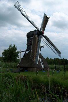 Mill, somewhere in Friesland