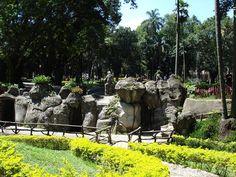 Centro de São Paulo: Diana & Aquário Subterrâneo
