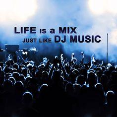 Life is a mix just like DJ MUSIC #djnipunindia. Follow me on #Google Plus - DJ Nipun