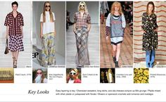SPRING 2014 TRENDS