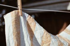 100% pure European linen towel - Bylinen Stockholm Linen Towels, Striped Linen, 100 Pure, Stockholm, Pure Products