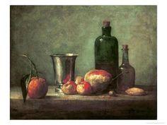 Still-Life Giclee Print by Jean-Baptiste Simeon Chardin - AllPosters.ca
