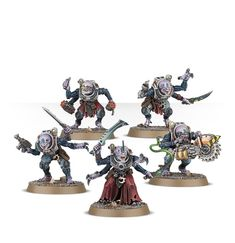 Acolyte Hybrids | Boutique en ligne Games Workshop