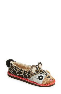BEASTIE BESTIES Tigerbear Republik 'Beastie Besties' Slipper (Women) available at #Nordstrom $33.95