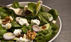 salát jablko kozí sýr Healthy Cooking, Healthy Recipes, Kitchenette, Sem Internet, Me Clean, Seaweed Salad, Palak Paneer, Salads, Clean Eating