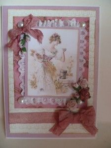Harvest shabby chic using image from Gecko Galz