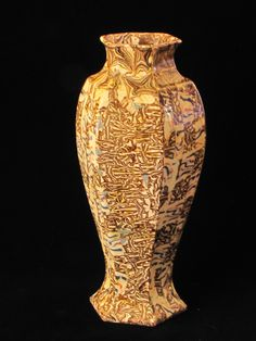 Richard Stratton, Karori Lascaux Vase, 2013 Clay, Vase, Ceramics, Board, Beauty, Decor, Rompers, Clays, Ceramica