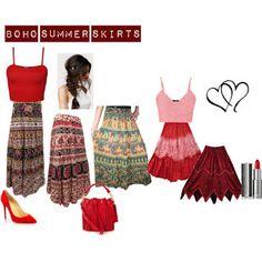 indian boho glam: Womens Summer Outfits Summer Skirts, Summer Dresses, Ageless Beauty, Summer Outfits Women, Indian, Boho, Givenchy, Christian Louboutin, Saint Laurent