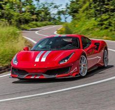 ( Ferrari 488 Pista ) best new supercar 2017 red to red Ferrari F50, Lamborghini, Ferrari 458 Price, Ferrari Model, Jaguar, Roadster, Amazing Cars, Fast Cars, Exotic Cars