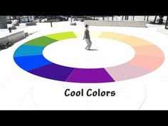 color wheel video that points out all color schemes. awesome for interior design!