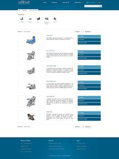 Rediseño del Product List. tpl de Prestashop 1.6 adaptado a las necesidades de Seinse S.L.