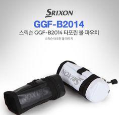 Srixon GGF-B Tarpaulin Golf Ball Case #Srixon #Modern