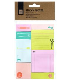 HEMA sticky notes – online – always surprisingly low prices