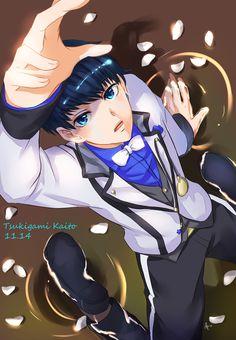 Tsukigami Kaito High School Star Musical Starmyu