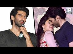 Aditya Roy Kapur has finally reacted on the rumors of him dating Katrina Kaif. Check out what did the actor say about it, in this video.