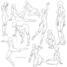 Cuerpo Femenino (Referencia 3)