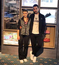 🏅Ödüllü Yarışma:🎉 #hummel 2018 Marka Yüzlerimiz @afrasaracoglu ve @alpnavruz 'un dün basın toplantımızda giydikleri kombini kazanmak…