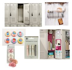 """#backtoschool #mylocker"" by sophiastyle007 ❤ liked on Polyvore featuring interior, interiors, interior design, home, home decor, interior decorating and mylocker"