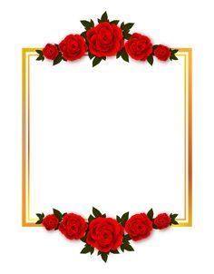 Free Image on Pixabay - Rose, Flowers, Plate, Frame Wedding Background Images, Banner Background Images, Flower Background Wallpaper, Flower Backgrounds, Frame Border Design, Page Borders Design, Photo Frame Design, Frame Floral, Rose Frame