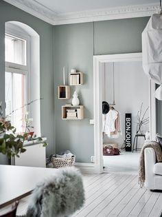 Grüne Oase in Göteborg oder ist Grün das neue Grau? | Lilaliv