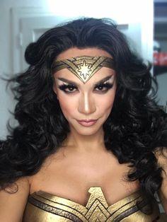 Manila luzon as Wonder Woman Drag Queen Race, Rupaul Drag Queen, Drag Queens, Manila Luzon, Violet Chachki, Cover Girl Makeup, Drag Makeup, Pinup Girl Clothing, The Vivienne