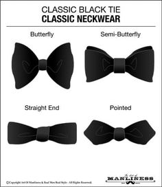 A Man's Guide to Black Tie: How To Wear A Tuxedo
