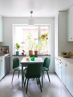 Tour a Fun and Cheerful Rainbow-Hued Family Home in Sweden