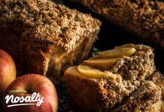 Téphető almás-fahéjas vekni | Nosalty Naan, Pizza Recipes, Fall Recipes, Quiche, Banana Bread, French Toast, Snacks, Breakfast, Desserts