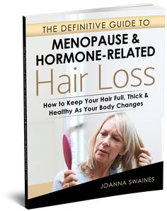 Free Guide - The Definitive Guide to Menopause & Hormone-Related Hair Loss - How to Keep Your Hair Full, Thick & Healthy As Your Body Changes Natural Hair Growth Tips, Natural Hair Styles, Menopause, Dht Hair Loss, Stress, G Hair, Hair Loss Remedies, Hair Loss Treatment, Health And Beauty Tips