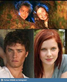 T & N: Peter Pan - Jeremy Sumpter and Rachel Hurd-Wood