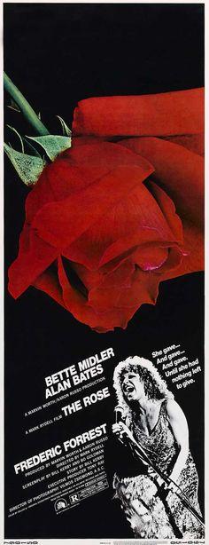 The Rose (1979) starring Bette Midler, Alan Bates & Frederic Forrest