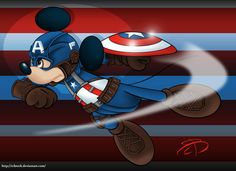 mickey mouse superheroes - Buscar con Google