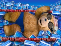 Ted ~ Bud Light