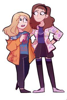Brooke and Chloe