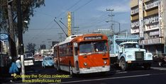 50 fotos históricas de la Ciudad de México (e. transportes2) - Taringa!