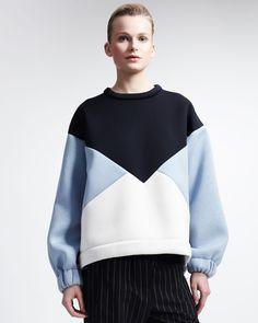 stella mccartney sweatshirt tricolor - Google Search